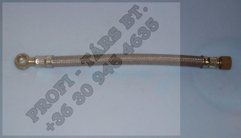 Flexibilis üzemanyagcső 8x300 és 650 mm OH (sz-h)