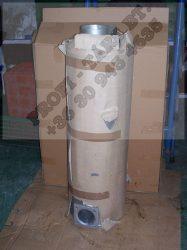 Kipufogó dob T815 alsó kéményes egy rétegű